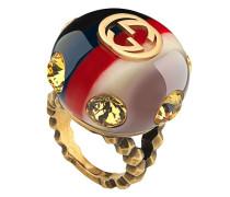 'Sylvie Vintage' Ring mit Web
