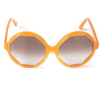 Sonnenbrille mit achteckigem Gestell - women
