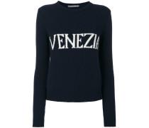 'Venezia' Intarsien-Pullover