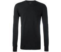 Langarmshirt mit Einsätzen - men - Baumwolle - M