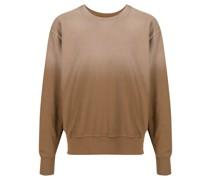 Sweatshirt mit Farbverlauf-Optik