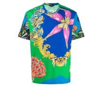 T-Shirt mit Trésor de la Mer-Print