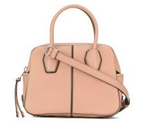 Handtasche mit Paspeln - women - Kalbsleder
