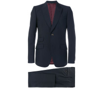 single breasted dinner suit