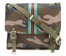 Garavani Kuriertasche mit Camouflage-Muster
