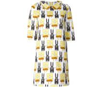 'Spongebob' Kleid mit Print