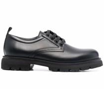 Moon Wash Derby-Schuhe