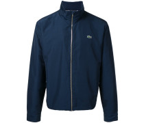 Windbreaker mit Logo-Patch - men