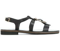Sandalen aus Leder - women - Leder - 10.5