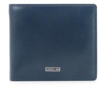 Portemonnaie mit Logo - men - Stierleder