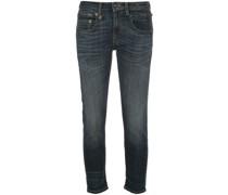 'Biker Boy' Skinny-Jeans