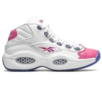'Question Mid Eric Emanuel Pink Toe' Sneakers