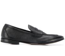 Penny-Loafer mit runder Kappe