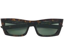 Eckige Fred Sonnenbrille