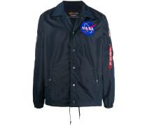 Wasserdichte 'NASA' Hemdjacke