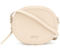circle cross-body bag