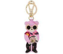 Schlüsselanhänger mit Teddy-Bär