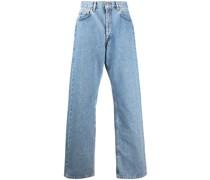 Jeans mit lockerem Schnitt