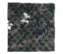 Garavani 'Camustars' Schal mit Blumen-Print