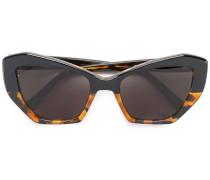 'Toirtoiseshell Brasilia' Sonnenbrille