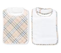 Set aus zwei Lätzchen - kids - Baumwolle