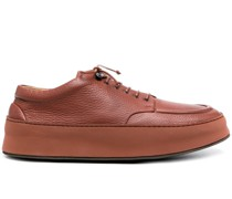Derby-Schuhe mit dicker Sohle