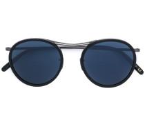 'MP-3 30th' Sonnenbrille mit runden Gläsern