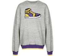 'Yellow Sneak' Sweatshirt