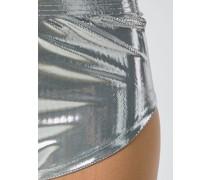 Metallische Shorts