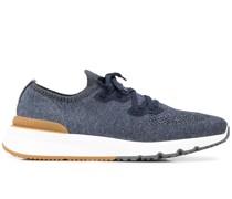 Sneakers aus Netzstrick