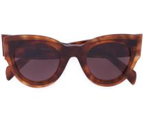 'Petra' Sonnenbrille - women - Acetat