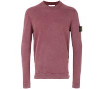 Sweatshirt mit Logo-Patch aus Wolle