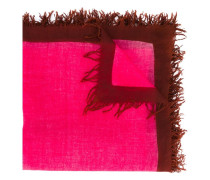 gradient scarf
