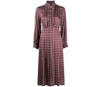'Thina' Kleid mit geometrischem Print