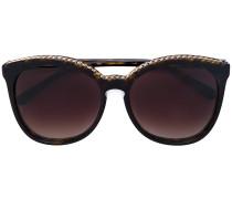 Sonnenbrille mit Schmetterlings-Gestell