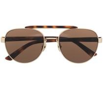 Runde CK19306 Sonnenbrille