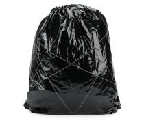 patent drawstring backpack