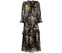all-over floral dress
