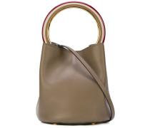 Pannier bucket bag