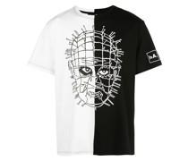 'Split In Half Pin' T-Shirt