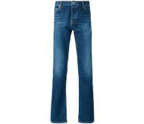 - Jeans mit Farbeffekt - men