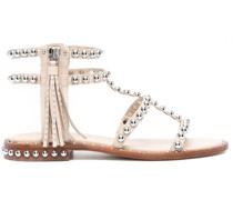 Römersandalen mit Nieten