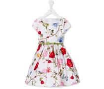 Kleid mit floralem Print - kids
