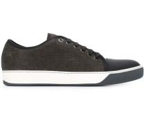 Sneakers mit Kontrastkappe - men - Leder/rubber