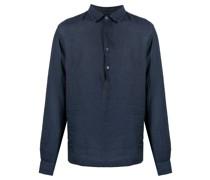Henley-Hemd aus Leinen