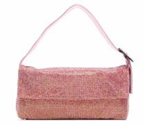 Vitty Handtasche mit Kristallen