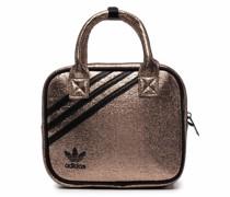 TU Handtasche im Metallic-Look