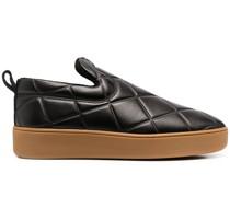 'BV Quilt' Slip-On-Sneakers