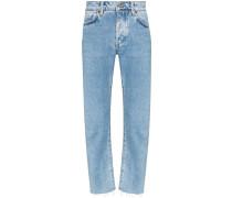 Halbhohe 'Studio' Jeans