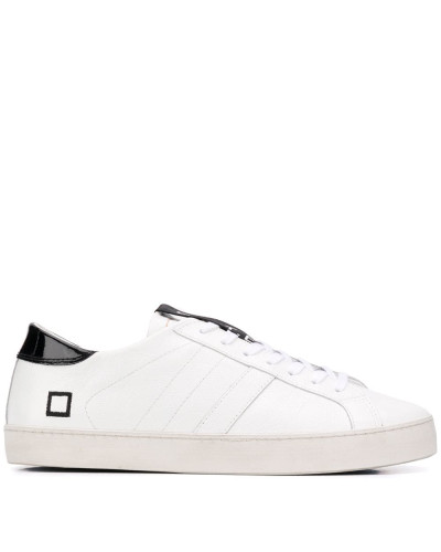 D.A.T.E. logo low-top sneakers